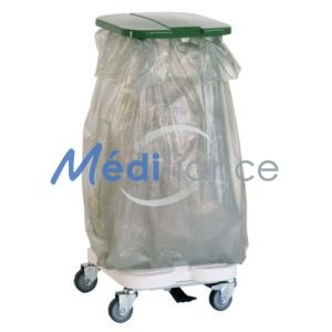 Support sac poubelles