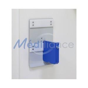 distributeur étiquettes magnétique 2 rangées