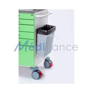 Conteneur pour déchets magnétiques 30L