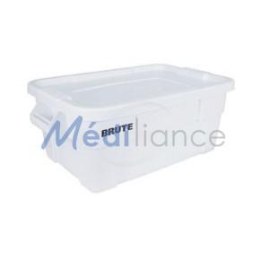 Caisse brut - Dimension : 707x441x271mm - Capacité : 53 litres