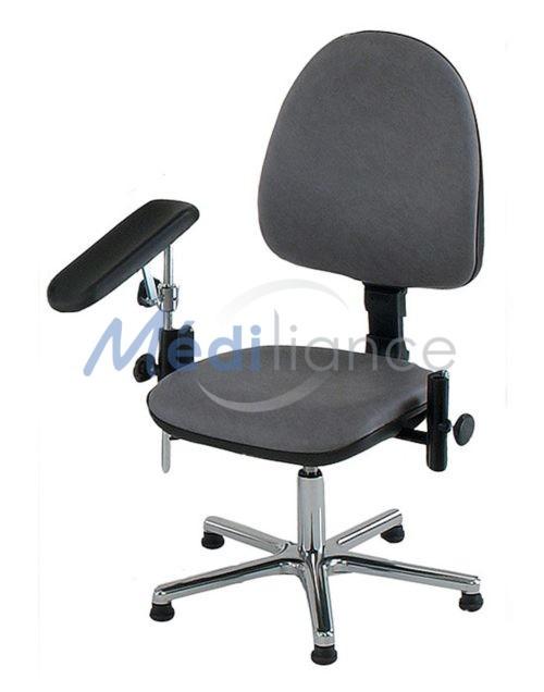 chaises de prélèvement